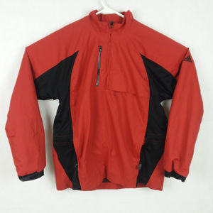 ADIDAS Climaproof Storm Pullover Golf Jacket